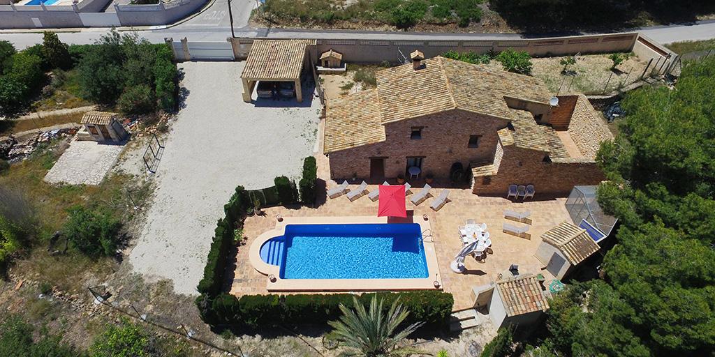 Villa Creueta CostaCarpeDiem