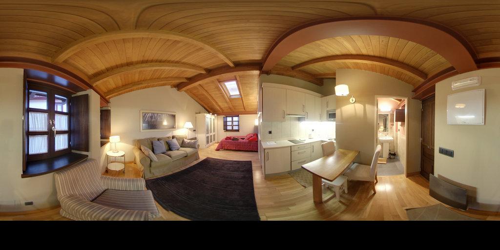 Apartamentos Cudillero doble sin sofa-cama