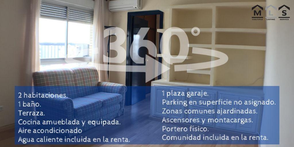 Apartamento en Residencial Oriente (Sevilla)