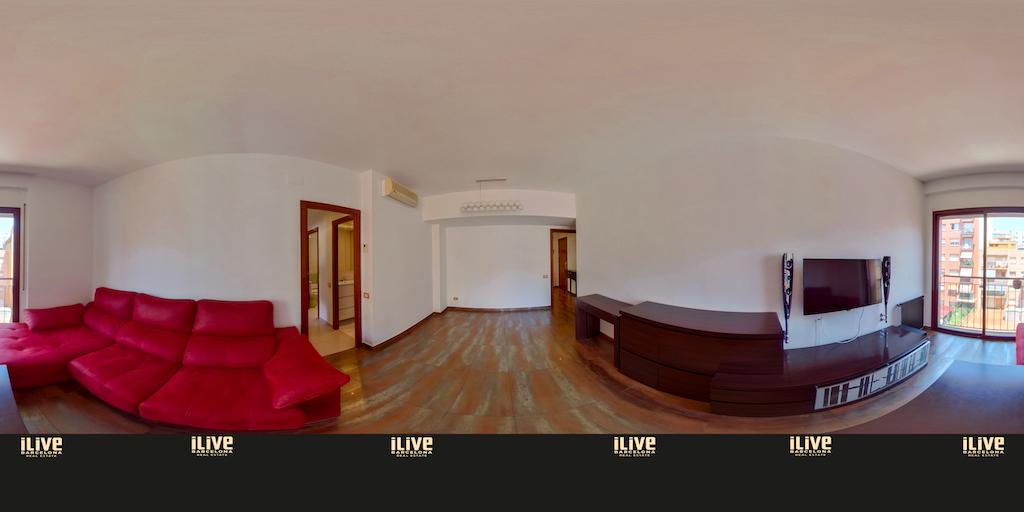 Luminoso piso en Poble Sec