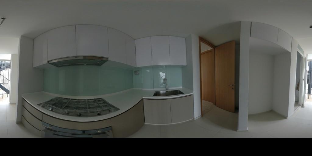 The Trilinq penthouse 3961 sqft