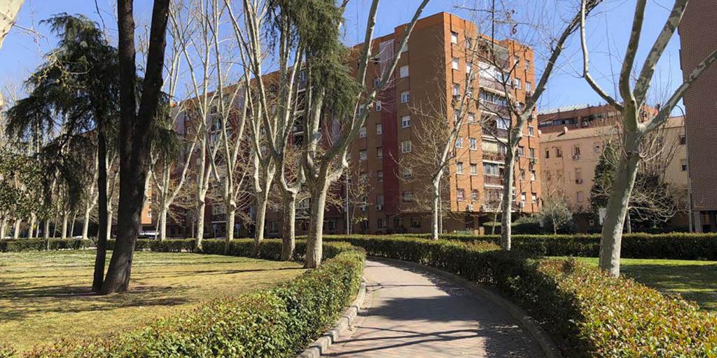 ALFARIVAS-MADRID C/ ARGANDA