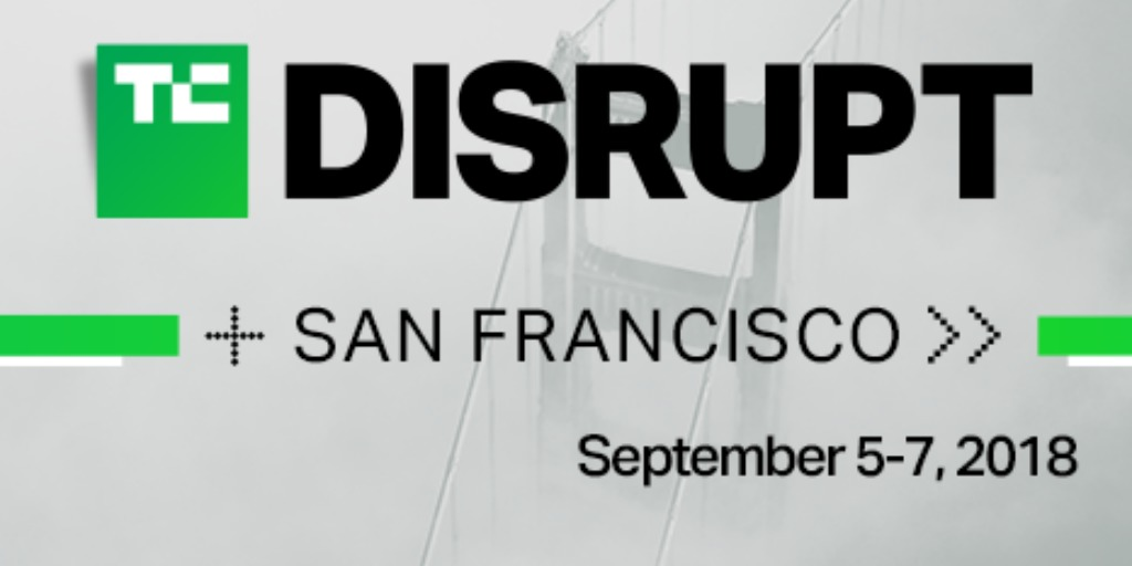 TechCrunch Disrupt San Francisco Moscone Center