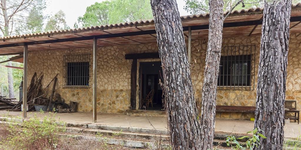 Casa de Campo en Beas