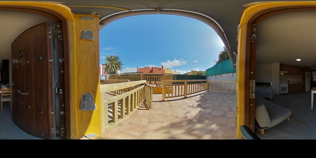 Apartamento con terraza a estrenar en Tafira