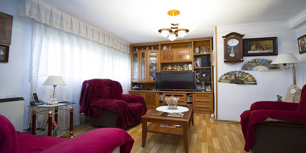 ASR HOME - Duplex La Elipa