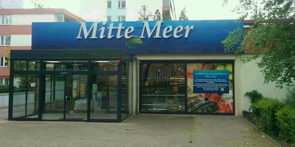 Mitte Meer Zehlendorf