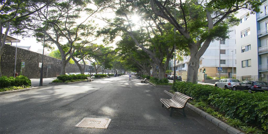 Piso en Rambla de Santa Cruz