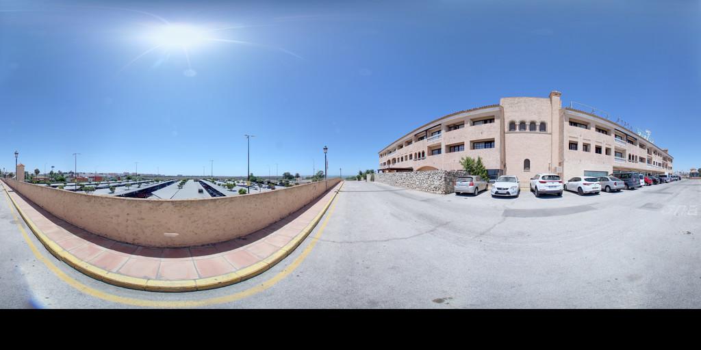 Exteriores Hotel Gran Bahia Sur 4* GBS