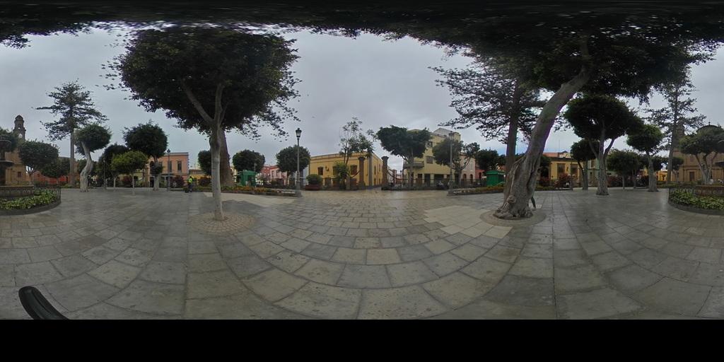 GÁLDAR Plaza de Santiago