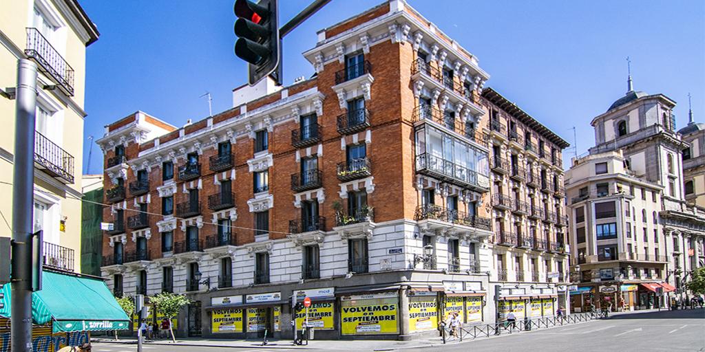 Piso en alquiler en Madrid centro