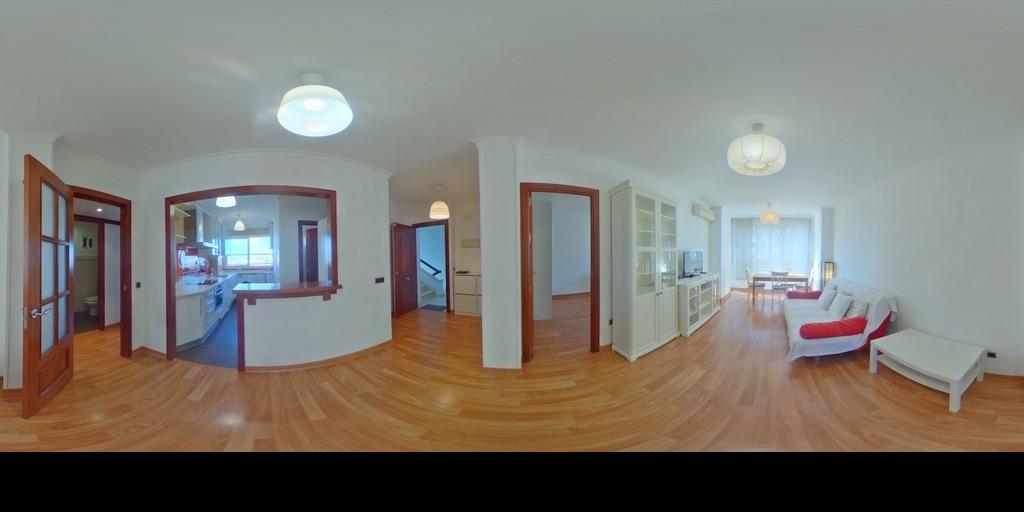Amplio piso en alquiler en Gran Plaza