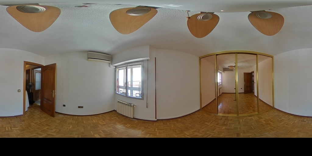 Piso de dos habitaciones en paseo de Perales