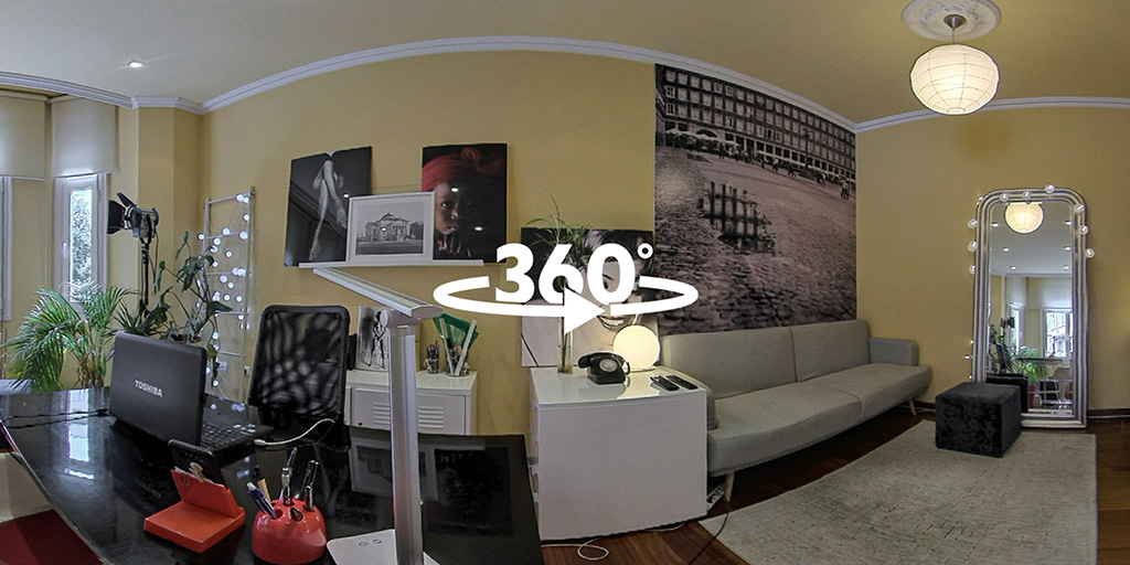 VISITA VIRTUAL 360 Irrazábal studio