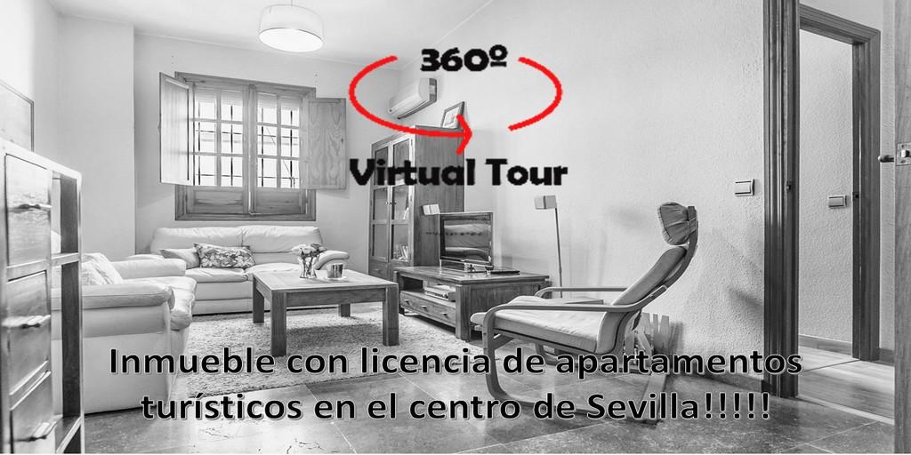 Inmueble con licencia de apartamentos turísticos!!