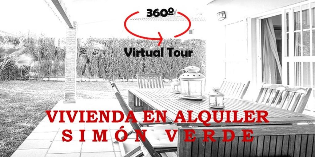 Vivienda  Adosada en Alquiler Simón Verde