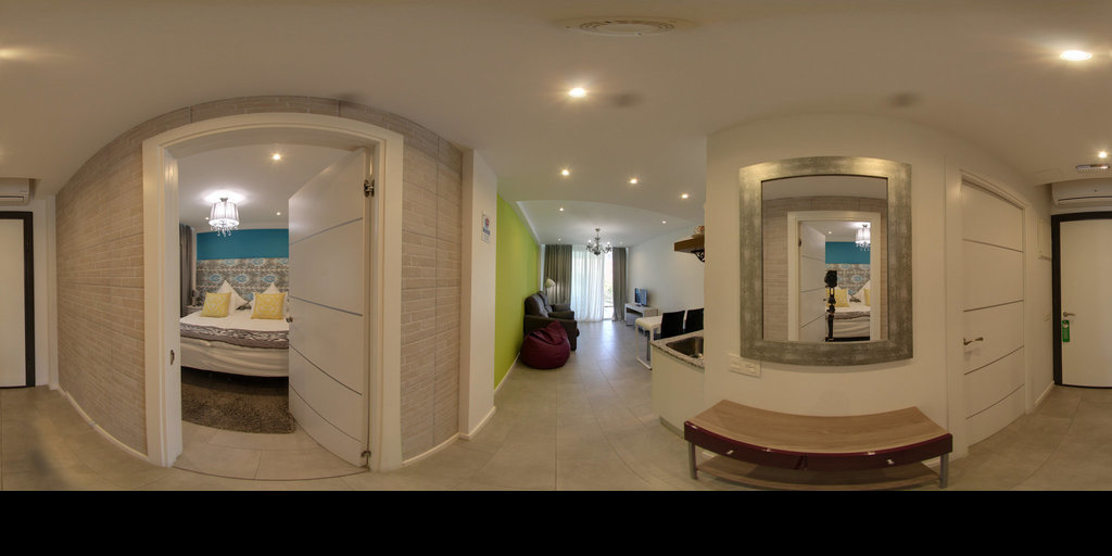Aparthotel Sofia Benidorm interiores