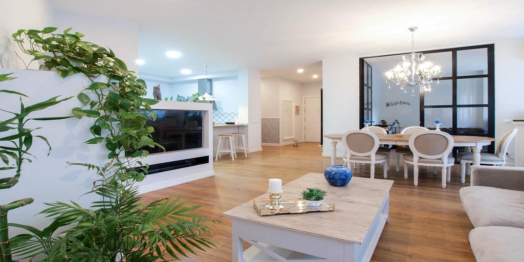 Fantástico piso 4 habitaciones