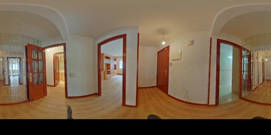 Piso de 2 dormitorios + terraza en Móstoles