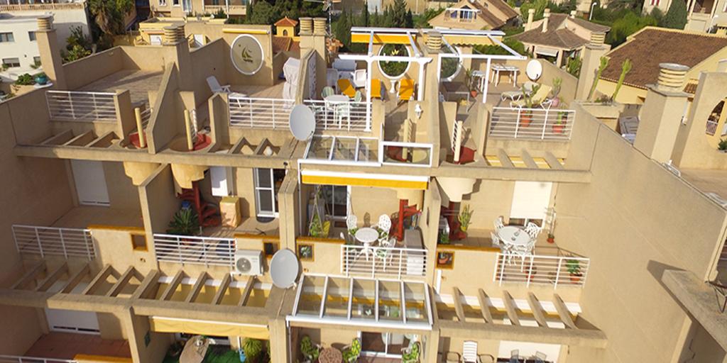 Apartamentos  Manilamar