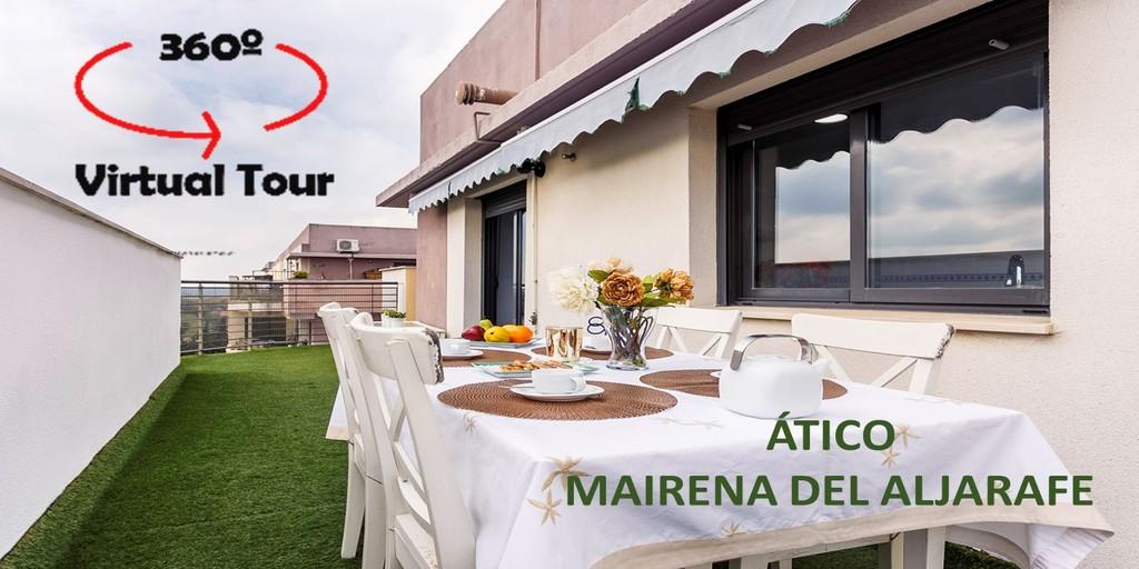 Ático en Mairena del Aljarafe