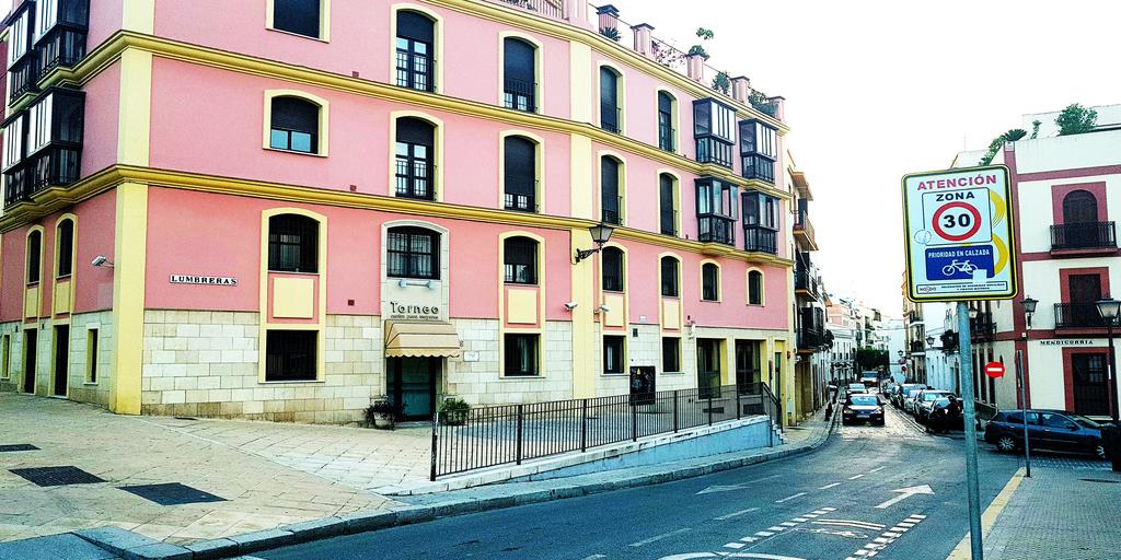 Lugares Mágicos, Calle Lumbrera, Alameda y Torneo.