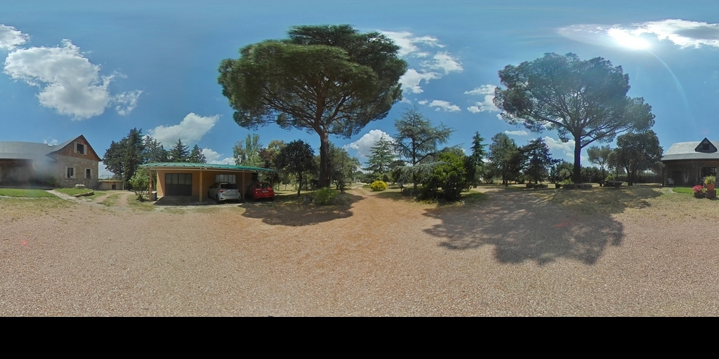 Casa de Piedra en Los Ranchos