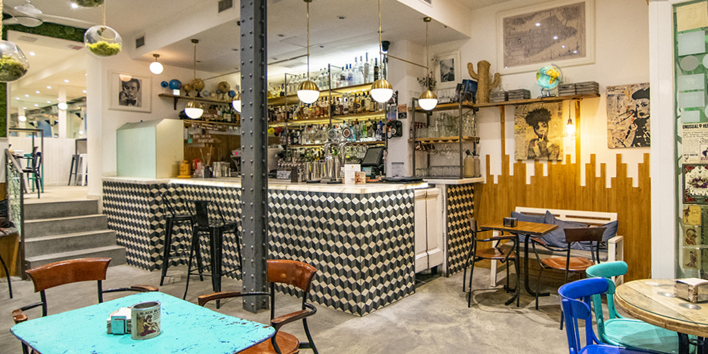 Bar Traveler en Malasaña, Madrid