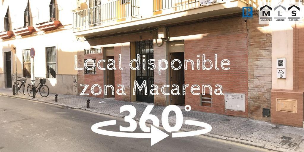 Local en zona Macarena