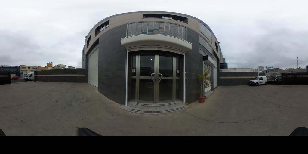 NAVE INDUSRIAL Y COMERCIAL