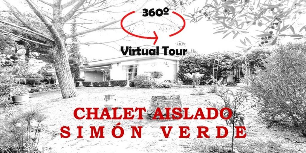 Chalet Aislado en Simón Verde, Sevilla