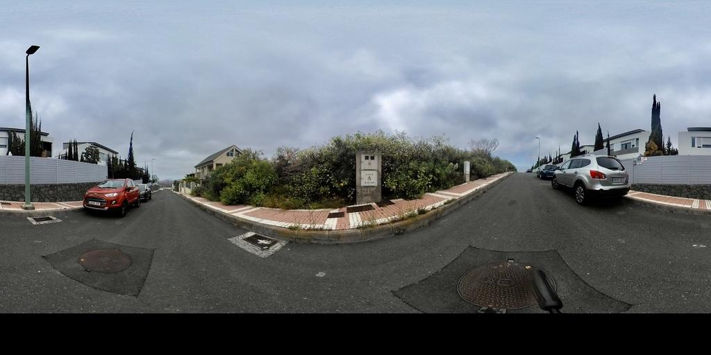 Parcela Urbana - Las Mesas