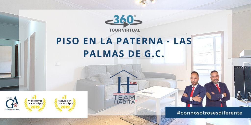 Piso en La Paterna