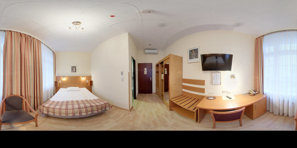 Continental Hotel - Single-double - Floor 0
