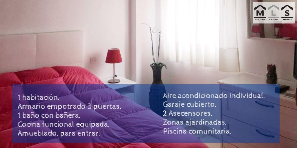 Apartamento en edificio Milenium (Sevilla Este)
