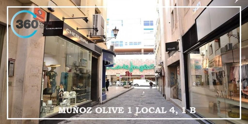 MUÑOZ OLIVE 1, LOCAL 4 , 1 B