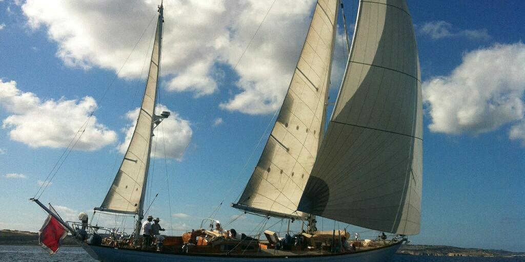Yacht Classic Yawl - Sparkman & Stephens