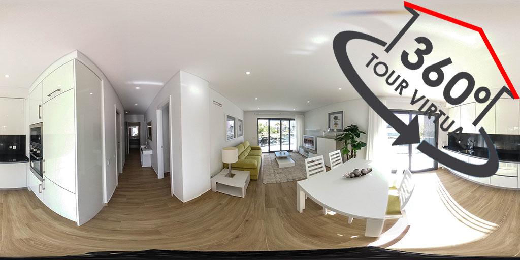 Apartamento T2 Praia da Rocha - Portimão Algarve