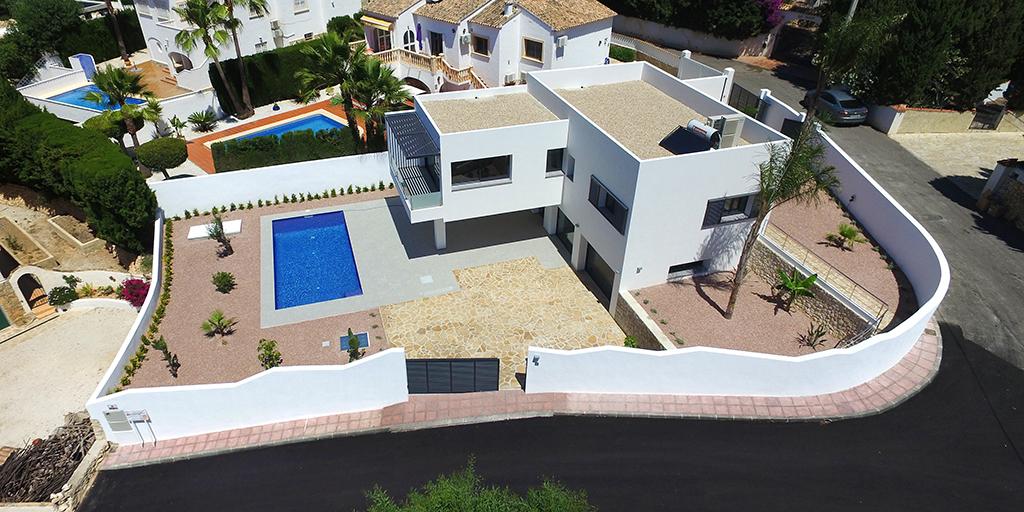 Construcciones Fuertes  El Baladre