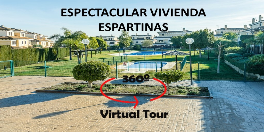 Espectacular vivienda en Espartinas