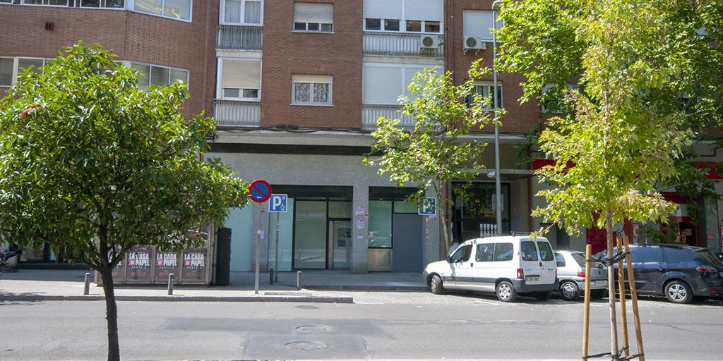 CM - ALQUILER LOCAL MADRID