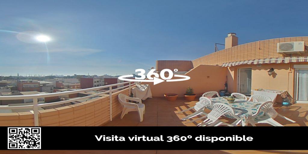 AlfaResiru - Ático/Duplex en Puerto de Sagunto