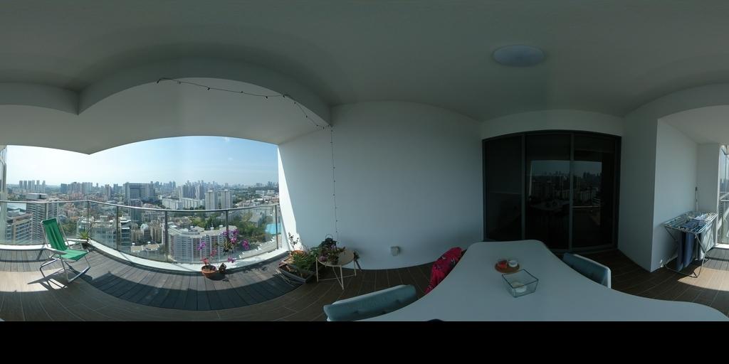 Cityscape  2br, 990 sqft
