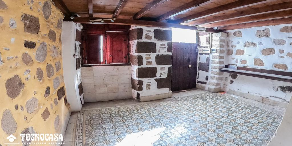 Casa terrera en Santa Cruz de Tenerife