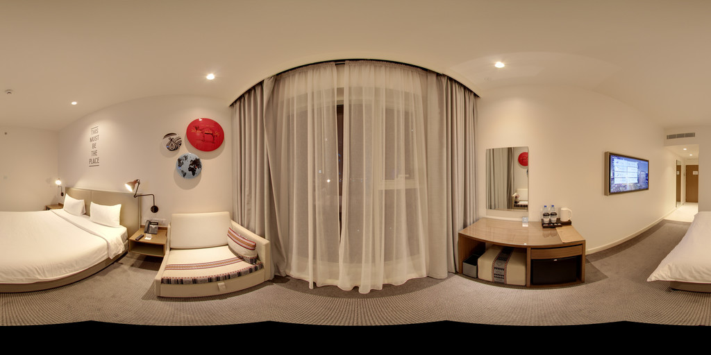 Rove Trade Center Hotel - Room type I