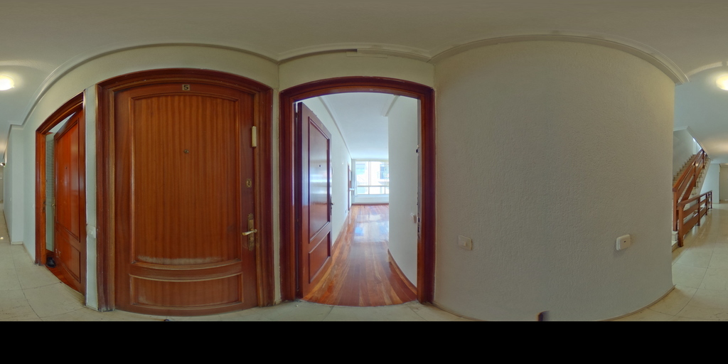 Apartamento 1 Dormitorio Chamberí 4º6
