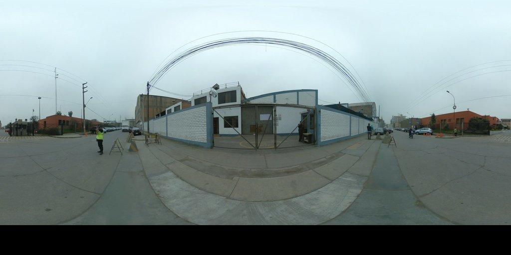 Local Industrial Ate-Vulcano