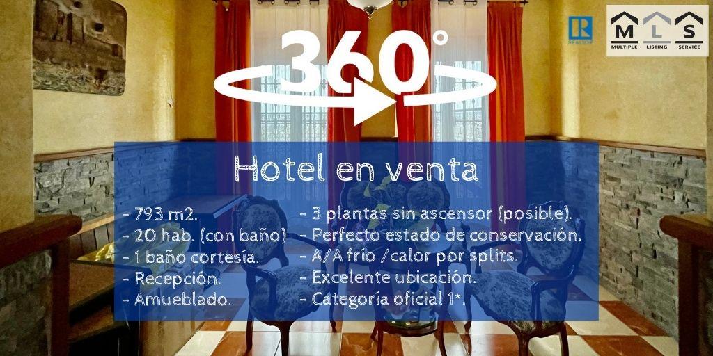 Hotel en venta en Trujillo (Cáceres)
