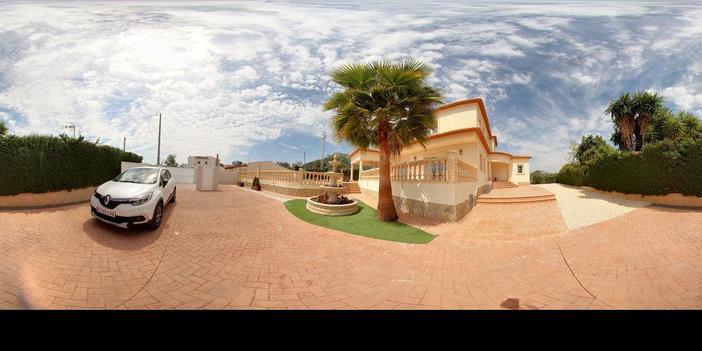 HomeInCalpe Villa Pa Benicolada
