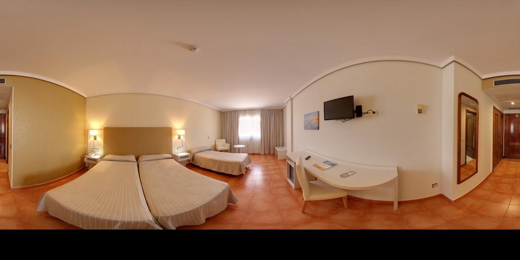 Hotel Bahía Sur - Habitación 1 GBS